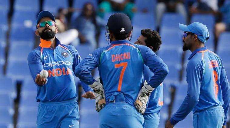 india vs west indies, ind vs wi, ms dhoni, dhoni, virat kohli, cricket news, cricket, sports news, indian express