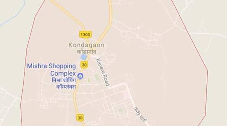 Chhattisgarh naxalities, Naxalities police clash, Chhattisgarh Naxal blast, Kondagaon, naxalitie police clash in Kondagaon, indian express news