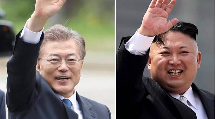 south korea, north korea, seoul pyongyang, Moon Jae-in, south korea president, korean peninsula talks, korea news, indian express news