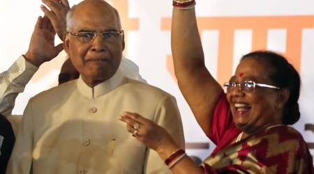 My win is message to those discharging their duties with integrity, says Ram Nath Kovind