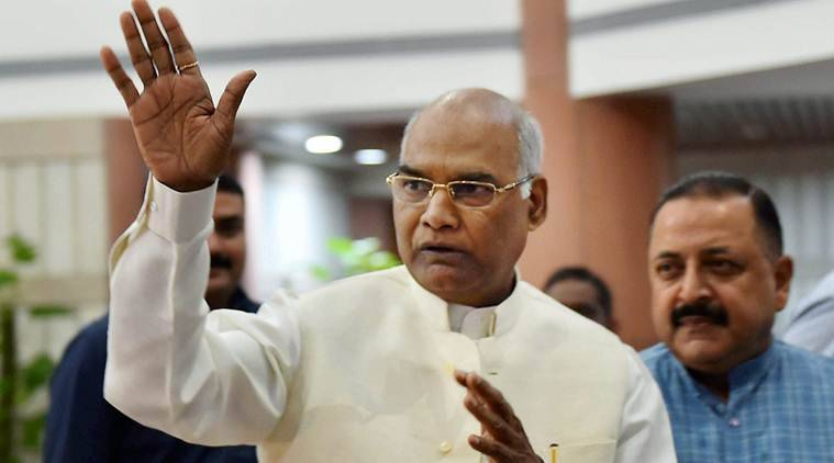 UDP to support NDA's Kovind