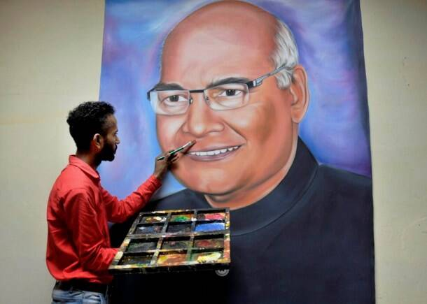 Ram Nath Kovind, Ram Nath Kovind victory, Kovind victory, presidential elections