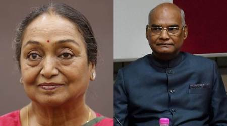Presidential elections 2017: 70 per cent votes with him, it's Ram Nath Kovind vs Meira Kumar today