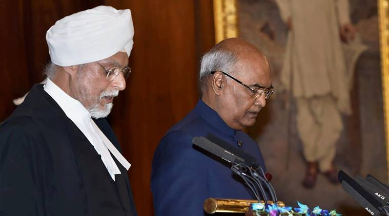 Dalit Ram Nath Kovind is India's 14th President