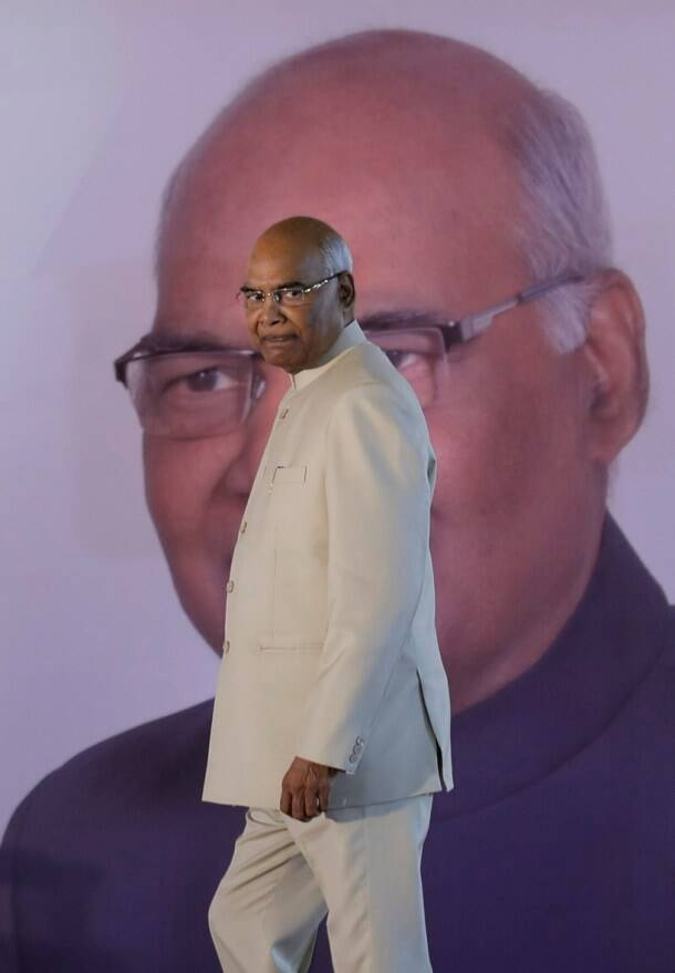 Ram Nath Kovind elected as the 14th President of India, supporters celebrate victory across the country