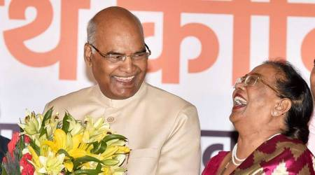 Never thought he would become President: Ram Nath Kovind's wife