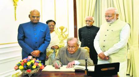 As countdown starts, Pranab works a punishing schedule in last 72 hours