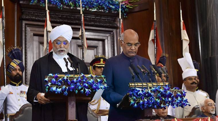 President Kovind's inaugural address highlights Centre's 'pettiness': Congress