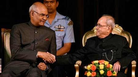 Live updates: Ram Nath Kovind sworn in as India's 14th President