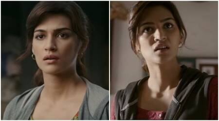 Kriti Sanon's de-glam look for Bareilly Ki Barfi is like a breath of fresh air