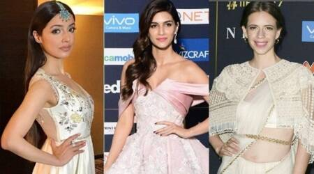 Kriti Sanon, Kalki Koechlin, Divya Khosla: When Bollywood beauties opted for pastels at IIFA Rocks