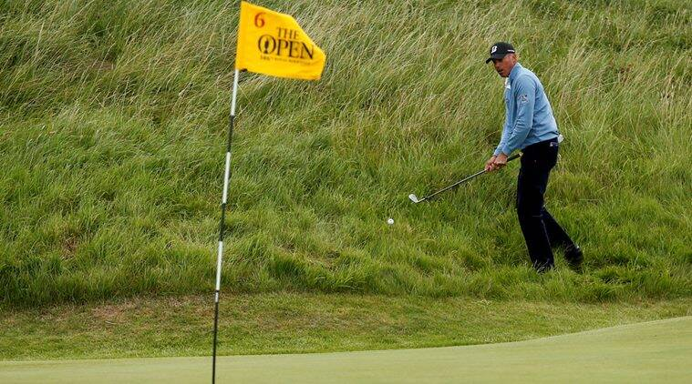 Matt Kuchar, Royal Birkdale, British Open, Jordan Spieth, Brooks Koepka