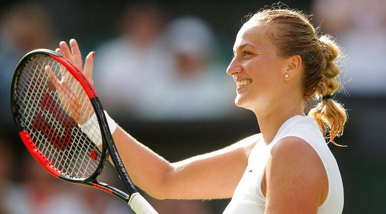 Wimbledon 2017, Petra Kvitova, Madison Keys, Kvitova French Open, Kvitova Aegon Classic, Tennis news, sports news, Indian Express