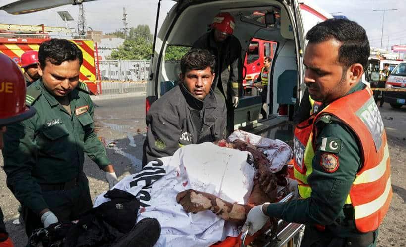 Lahore blast lahore suicide blast pakistan blast Lahore blast death pakistan news