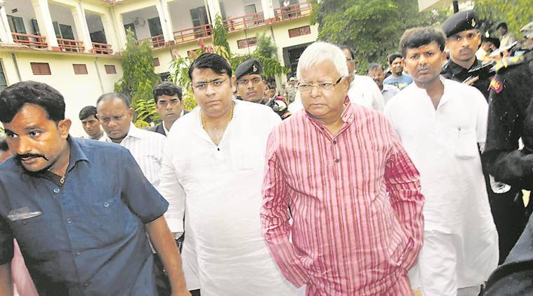 tejashwi yadav, tejashwi resignation row, jd(u), rjd, rjd chief lalu prasad, lalu corruption charges, nitish kumar, india news