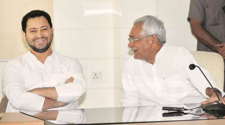 BJP continues to push Nitish Kumar over action against Tejashwi Yadav