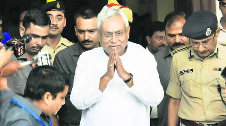 Sonia, Rahul Gandhi thank Nitish Kumar for supporting opposition's VP candidate