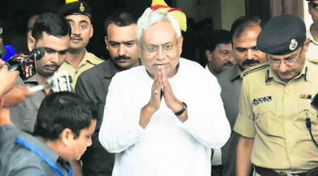 Grand alliance won't break, it's our baby, says NitishKumar