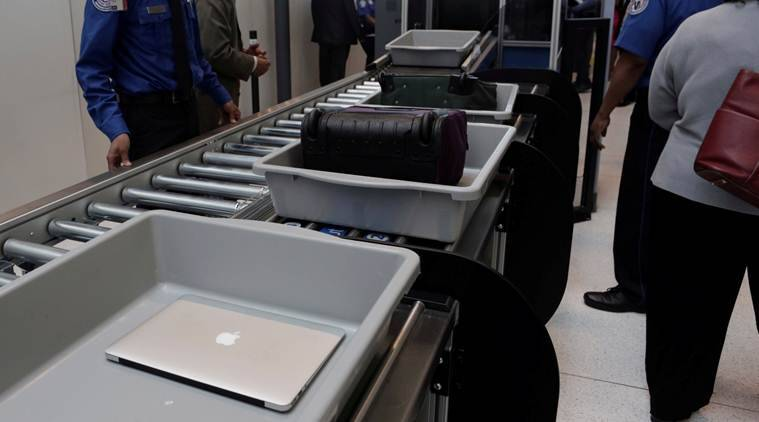 Abu Dhabi airport exempt from United States ban on laptops