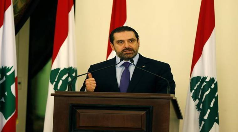 Crisis over with PM Hariri's France trip, says Lebanese President