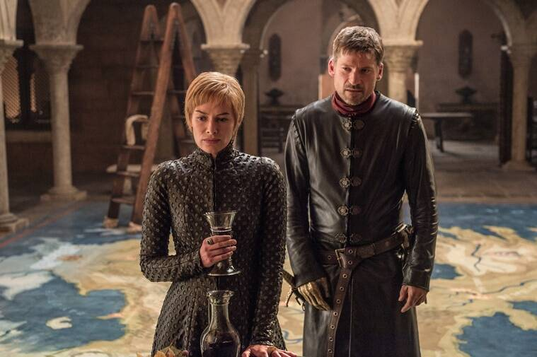 cersei lannister, jamie lannister, game of thrones, cersei pictures, game of thrones season 7