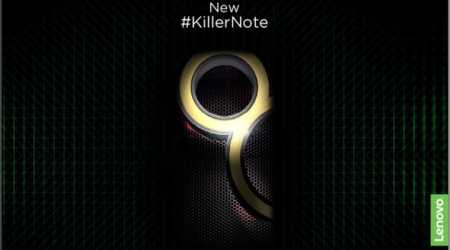 Lenovo K8 Note India launch on August 9, company sends out official invites