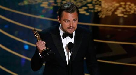 Leonardo DiCaprio has decided to hand over the Marlon Brando Oscar trophy to the government. Here is why