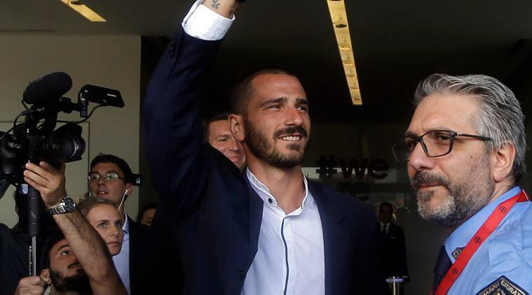 Latest Rumours on Leonardo Bonucci's AC Milan Move