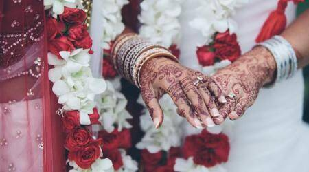 Hindu-Muslim marriage, UP Hindu-Muslim marriage, UP religion clash, UP inter religion marriage, indian express news, india news