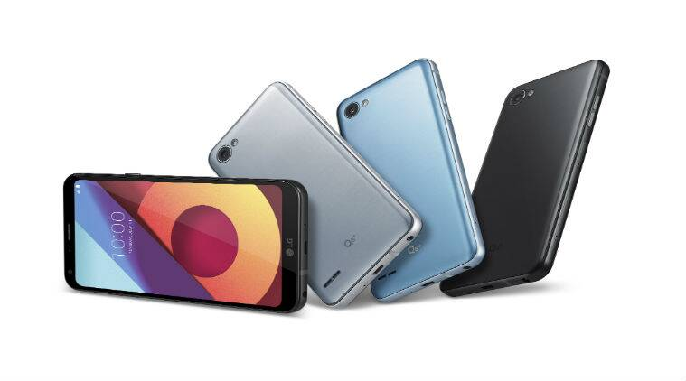 LG Q6, LG Q6+, LG Q6a, LG Q6 price in India, LG Q6 launch in India, LG G6