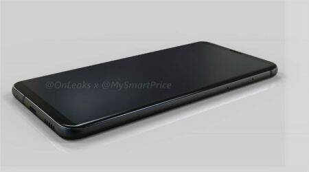 LG V30 leaked renders show the smartphone in full glory