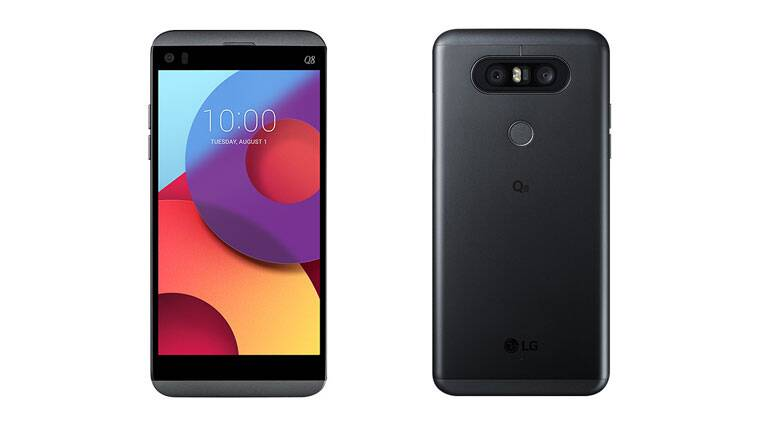 LG Q8 now official with 5.2-inch display and a secondary screen