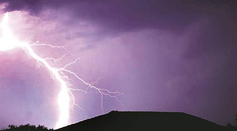 Goa: Struck by lightning, Delhi resident dies at Candolim beach