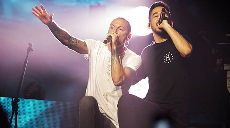 The Linkin Park remembered late Chester Beinnigton in their latest album.