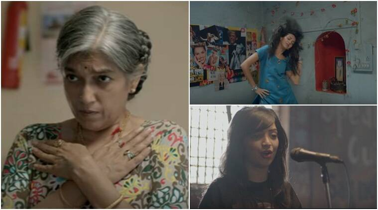 Image result for lipstick under my burkha behind the scene
