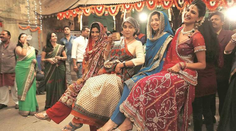 lipstick under my burkha, ratna pathak shah, konkona sen sharma, plabita borthakur, star cast, indian express