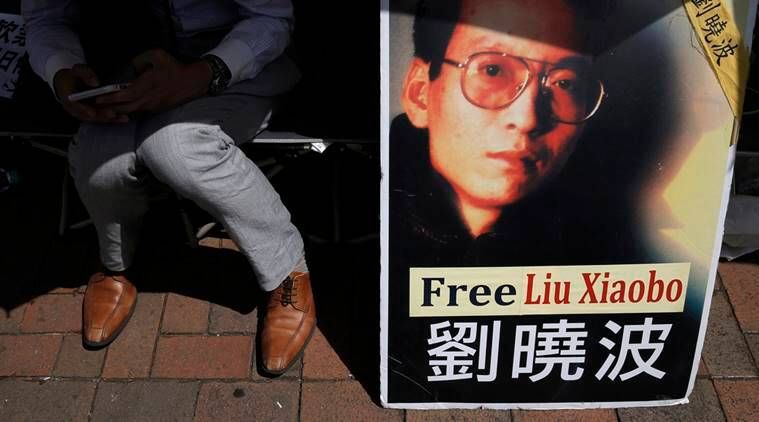 Liu Xiaobo, china nobel peace prize, china nobel laureate, china dissident, Liu Xiaobo hospital, Liu Xiaobo health, china news
