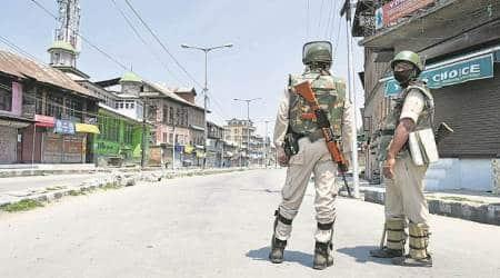 Jammu: Fire exchange ensues between militants, soldiers; no casualties yet