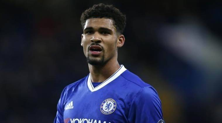 Chelsea, Ruben-loftus cheek, huddersfield town, Frank de boer, crystal palace, premier league, football news, sports news, indian express