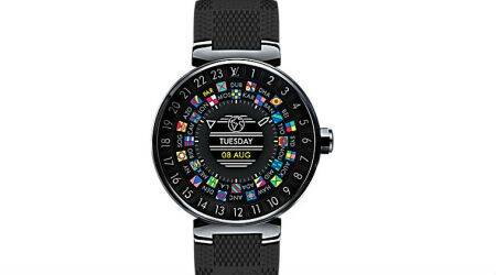 Now Louis Vuitton in the race of high-end smartwatch gear