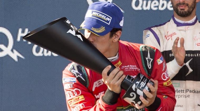 Lucas di Grassi, Formula E, Indian Express
