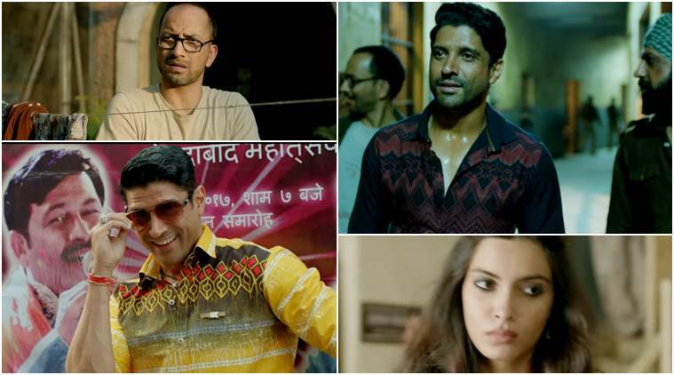 Lucknow Central Trailer: Farhan Akhtar Plots Great Escape From Jail