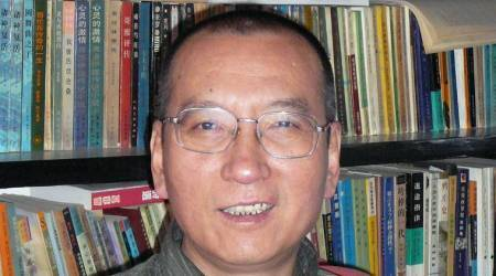 Liu Xiaobo, Chinese activist Liu Xiaobo, Liu Xiaobo died, cancer, Nobel Peace Prize winner, World news, Indian express news