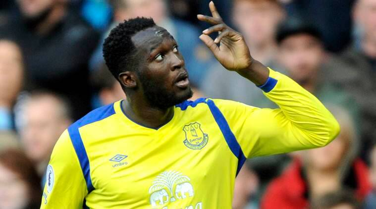 Romelu Lukaku, Manchester United, Lukaku Everton, Lukaku Belgium, Premier league, football news, sports news, indian express