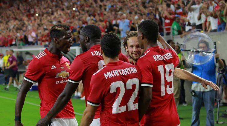 manchester united, manchester city, man utd vs man city, pre-season friendlies, international champions cup, football news, sports news, indian express