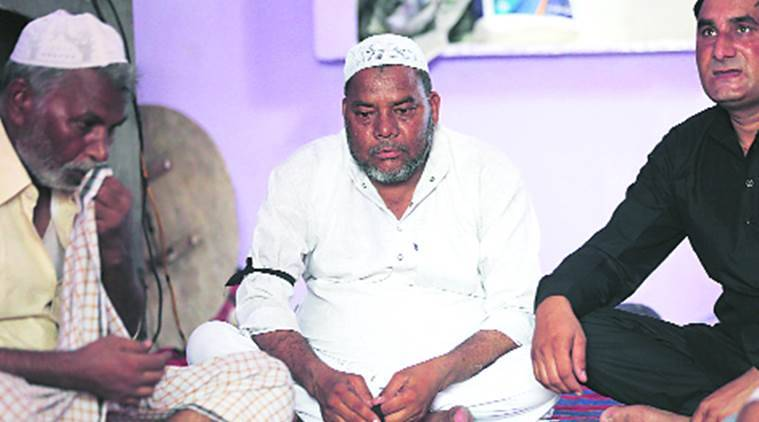 death penalty accused, junaid father demanded death penalty, junaid, junaid lynching, ballabhgarh lynching, junaid khand, junaid murder, junaid khan murder, junaid khan, junaid murderer arrested, indian express