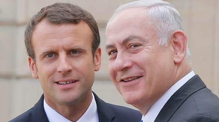 emmanuel macron, french president macron, macron israel, macron netanyahu, macron hezbollah, lebanon hezbollah, emmanuel macron lebanon, indian express news