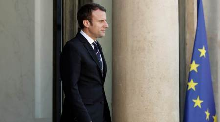 After criticism, Emmanuel Macron seeks to reassure Syriaopposition