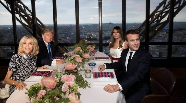 donald trump, trump in france, trump france deal, trump france visit, us france relations, emmanuel macron, trump macron meet, world news