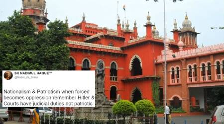 'Vande Mataram should be sung at least once a week': Madras HC's order gets Twitteratitalking